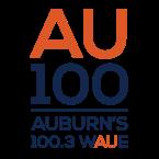 AU100 (100.3 WAUE) 100.3 FM USA, Columbus