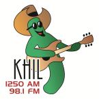 KHIL 98.1 FM USA, Willcox