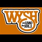 WYSH 99.5 FM United States of America, Clinton
