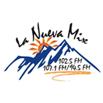 La Nueva Mix 102.5 FM United States of America, Aspen