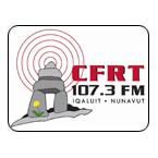 CFRT Radio francophone 107.3 FM Canada, Iqaluit