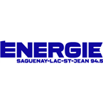 Energie 94.5 94.5 FM Canada, Saguenay