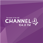 Channel 4 FM 104.8 FM United Arab Emirates, Dubai
