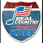 Real County 104.5 KBEF 104.5 FM United States of America, Shreveport
