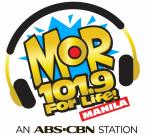 MOR 101.9 FM 101.9 FM Philippines, Manila