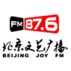 Beijing Joy FM Radio 87.6 FM People's Republic of China, Beijing