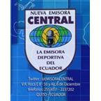 Nueva Emisora Central 1180 AM Ecuador, Quito