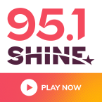 95.1 SHINE-FM 95.1 FM USA, Baltimore