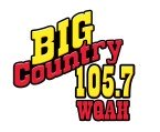 Big Country 105.7 WQAH 105.7 FM USA, Huntsville