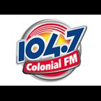 Rádio Colonial FM 104.7 FM Brazil, Congonhas
