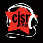 CJSR Community Radio 88.5 FM Canada, Edmonton