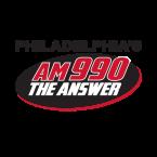 Philadelphia's AM 990 The Answer 990 AM USA, Philadelphia