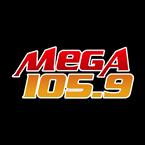 La Mega 105.9 105.9 FM Mexico, Matamoros