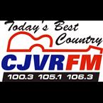 CJVR 105.1 FM Canada, Melfort