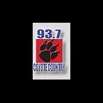 The Coyote 93.7 FM USA, Sheridan