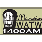 WATW 1400 AM USA, Ashland