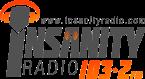 Insanity Radio 103.2FM 103.2 FM United Kingdom, London
