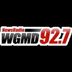 WGMD 92.7 FM United States of America, Rehoboth Beach