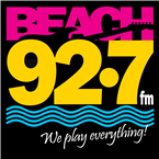 Beach 92.7 92.7 FM USA, Beverly Beach