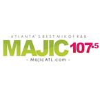 Majic 107.5/97.5 107.5 FM USA, Atlanta