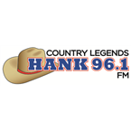 Hank 96.1 96.1 FM United States of America, Lexington-Fayette