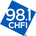 98.1 CHFI 98.1 FM Canada, Toronto