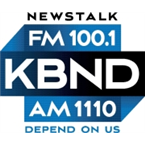 KBND 1110 AM USA, Bend