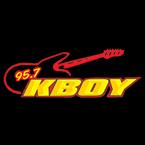 95.7 KBOY 95.7 FM USA, Medford-Ashland