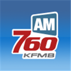 KFMB 760 AM USA, San Diego