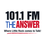 The Answer Little Rock 96.5 FM United States of America, Little Rock