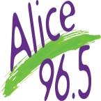 Alice 96.5 96.5 FM USA, Reno