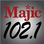 Majic 102.1 102.1 FM USA, Galveston