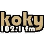 KOKY 102.1 FM USA, Little Rock