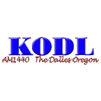 KODL 1440 AM USA, The Dalles