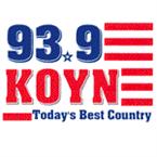 KOYN 93.9 93.9 FM USA, Paris