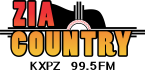 KXPZ Zia Country 99.5 FM USA, Las Cruces