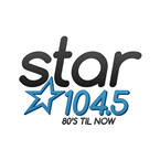 Star 104.5 104.5 FM USA, Omaha