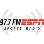 Sports Radio 97.7 1210 AM United States of America, George