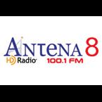 Antena 8 FM 100.1 FM Panama, Panama City