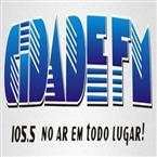 Rádio Cidade FM 105.5 FM Brazil, Poços de Caldas