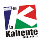 La Kaliente 90.7 FM Mexico, Hermosillo