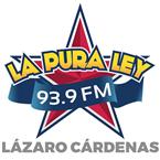 La Pura Ley 93.9 FM Mexico, Lázaro Cárdenas