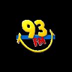 Rádio 93 FM 93.3 FM Brazil, Rio de Janeiro