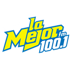 La Mejor 100.1 FM Tampico 100.1 FM Mexico, Tampico