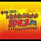 La Consentida 104.3 FM Mexico, Villa Union