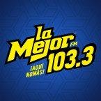 La Mejor 103.3 FM Ensenada 103.3 FM Mexico, Ensenada