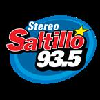 Stereo Saltillo 93.5 FM Mexico, Saltillo