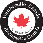 Weatheradio Canada 162.55 VHF Canada, River Denys