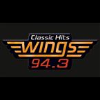 Wings 94.3 94.3 FM USA, Waverly