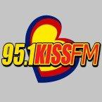 95.1 Kiss FM 95.1 FM Philippines, Lucena City